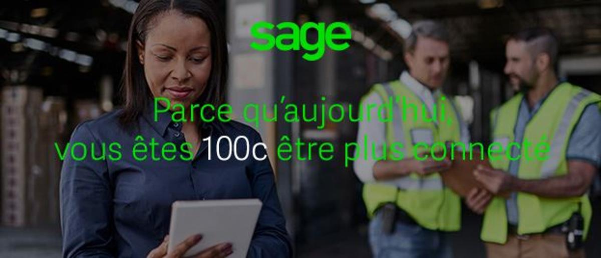 Revendeur SAGE 100C Rouen Normandie