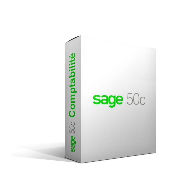 Sage 50c CIEL Revendeur sage agréé rouen normand